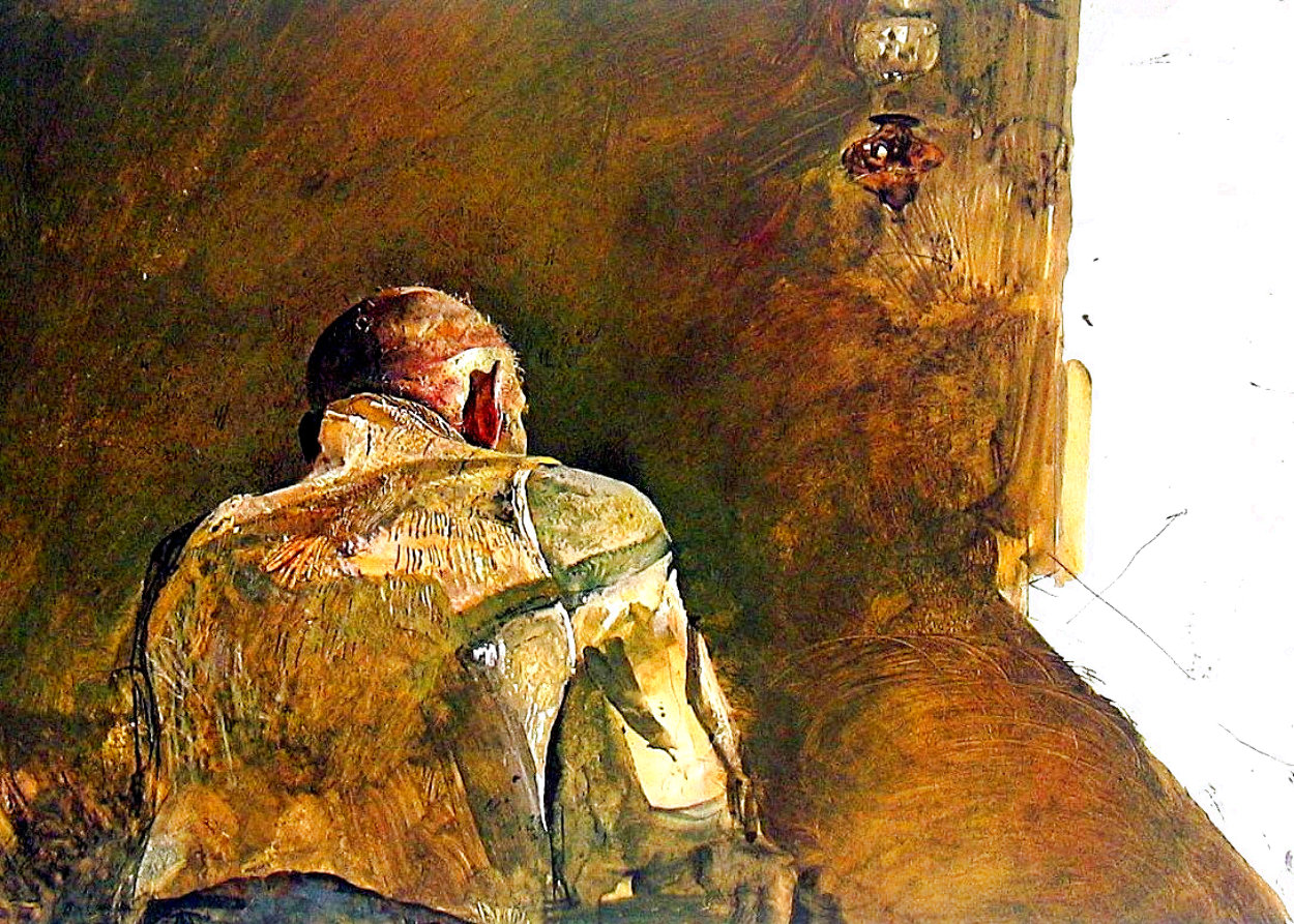 Spring Sun 1962 HS Limited Edition Print by Andrew Wyeth
