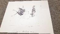 Storing Up 1962 HS Limited Edition Print by Andrew Wyeth - 2