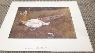 Berry Picker 1962 HS Limited Edition Print by Andrew Wyeth - 2