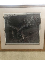 Jacklight 1982 HS Hand Digned Limited Edition Print by Andrew Wyeth - 2