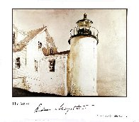 Ground Wire Limited Edition Print by Andrew Wyeth - 0