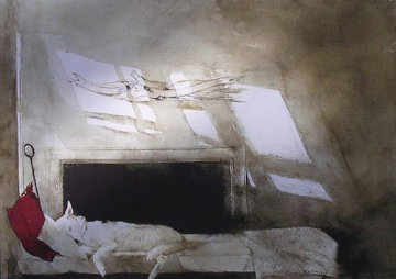 Southern Comfort HS 1997 Limited Edition Print - Andrew Wyeth