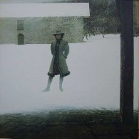 Outpost 1973 Limited Edition Print by Andrew Wyeth - 0