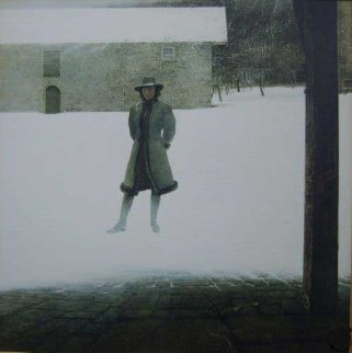 Outpost 1973 Limited Edition Print by Andrew Wyeth