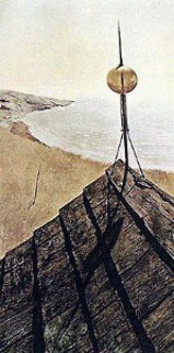 Northern Point HS 1971 Limited Edition Print by Andrew Wyeth