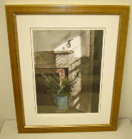 Bird in the House 1984 HS Limited Edition Print by Andrew Wyeth - 1
