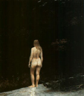 Indian Summer HS  1978 Limited Edition Print by Andrew Wyeth