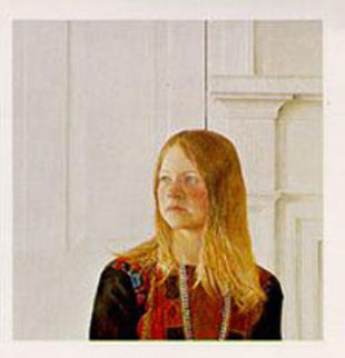 Siri HS 1979 Limited Edition Print - Andrew Wyeth