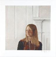 Siri HS 1985 Limited Edition Print by Andrew Wyeth - 0