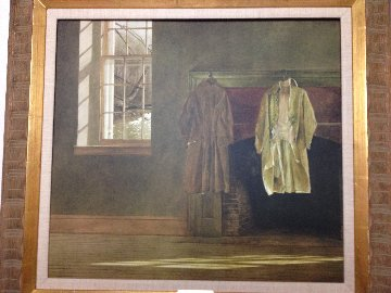 Quaker Limited Edition Print by Andrew Wyeth