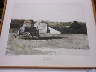 Cider Barrel 1976 Limited Edition Print by Andrew Wyeth - 1