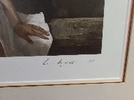 Sauna HS 1979 Limited Edition Print by Andrew Wyeth - 1