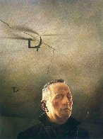 Karl HS 1954 Limited Edition Print by Andrew Wyeth - 0