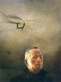 Karl HS 1954 Limited Edition Print by Andrew Wyeth