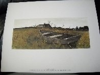 Four Seasons Portfolio, Suite of 12 1961 HS Limited Edition Print by Andrew Wyeth - 17