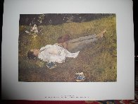 Four Seasons Portfolio, Suite of 12 1961 HS Limited Edition Print by Andrew Wyeth - 11