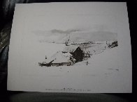 Four Seasons Portfolio, Suite of 12 1961 HS Limited Edition Print by Andrew Wyeth - 26