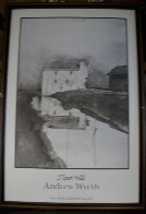 Flour Mill 1985 Limited Edition Print by Andrew Wyeth - 1
