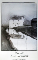 Flour Mill 1985 Limited Edition Print by Andrew Wyeth - 0