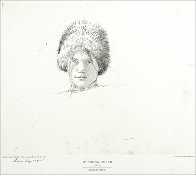Drawings Portfolio, Set of 10 Collotypes HS Limited Edition Print by Andrew Wyeth - 0
