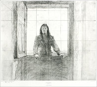 Drawings Portfolio, Set of 10 Collotypes HS Limited Edition Print by Andrew Wyeth - 3