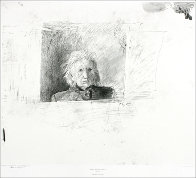 Drawings Portfolio, Set of 10 Collotypes HS Limited Edition Print by Andrew Wyeth - 6