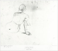 Drawings Portfolio, Set of 10 Collotypes HS Limited Edition Print by Andrew Wyeth - 8