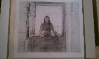 Drawings Portfolio, Set of 10 Collotypes HS Limited Edition Print by Andrew Wyeth - 13
