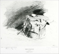 Drawings Portfolio, Set of 10 Collotypes HS Limited Edition Print by Andrew Wyeth - 1