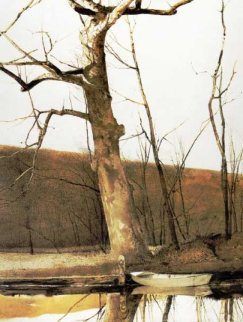 Cold Spring 1977 HS Limited Edition Print by Andrew Wyeth