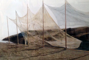 Pentecost HS 1989 Limited Edition Print by Andrew Wyeth