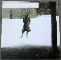 Outpost 1973 Limited Edition Print by Andrew Wyeth - 2