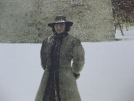 Outpost 1973 Limited Edition Print by Andrew Wyeth - 1