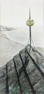 Northern Point 1950 Limited Edition Print - Andrew Wyeth