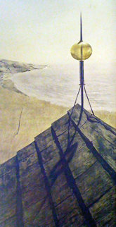 Northern Point 1971 Limited Edition Print by Andrew Wyeth