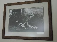 Dogwood 1983 HS Limited Edition Print by Andrew Wyeth - 2