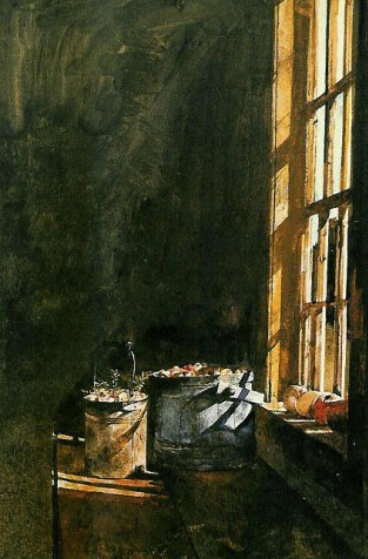 Cranberries 1966 HS Limited Edition Print by Andrew Wyeth