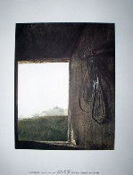 Four Season Portfolio of 12 Collotypes Limited Edition Print by Andrew Wyeth - 8