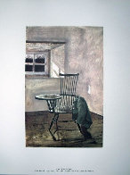 Four Season Portfolio of 12 Collotypes Limited Edition Print by Andrew Wyeth - 5