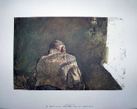 Four Season Portfolio of 12 Collotypes Limited Edition Print by Andrew Wyeth - 6