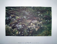 Four Season Portfolio of 12 Collotypes Limited Edition Print by Andrew Wyeth - 7