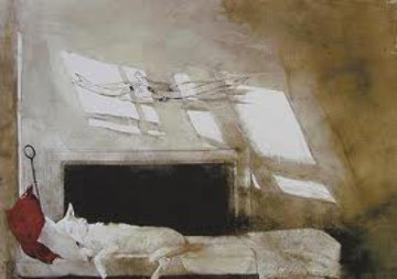 Southern Comfort 1997 Hand Signed Limited Edition Print - Andrew Wyeth