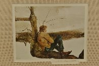 Afternoon Flight HS Limited Edition Print by Andrew Wyeth - 2