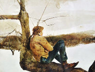 Afternoon Flight HS Limited Edition Print by Andrew Wyeth - 0
