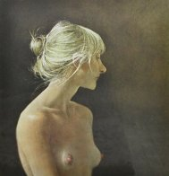 Beauty Mark 1985 HS Limited Edition Print by Andrew Wyeth - 0