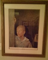 Albert's Son Limited Edition Print by Andrew Wyeth - 1