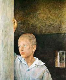 Albert's Son Limited Edition Print - Andrew Wyeth