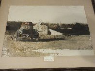 10 Pieces of Metropolitan Museum Triton Press 1978 Limited Edition Print by Andrew Wyeth - 3
