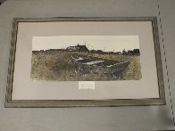 10 Pieces of Metropolitan Museum Triton Press 1978 Limited Edition Print by Andrew Wyeth - 2