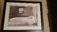 Master Bedroom HS Limited Edition Print by Andrew Wyeth - 2